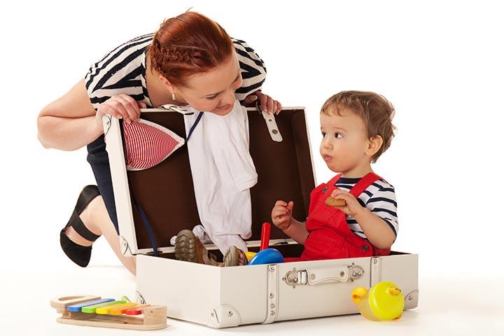 Ini Dia Tips Berlibur Bersama Bayi Anda - MOOIMOM