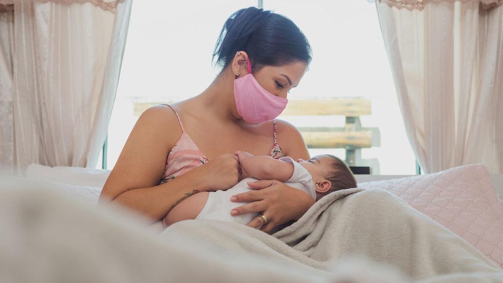 Ibu Positif COVID-19 Boleh Menyusui? Simak Ulasannya Menurut WHO! | Mamapedia MOOIMOM