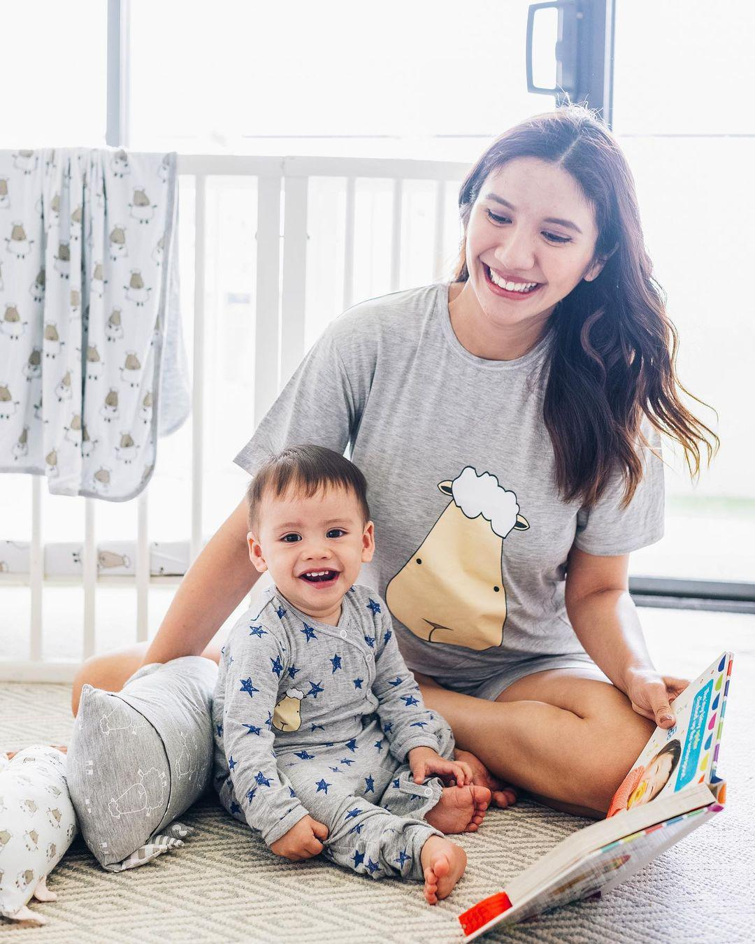 Acha Sinaga Curhat Pengalaman Baby Blues yang Perlu Moms Kenali Sejak Dini
