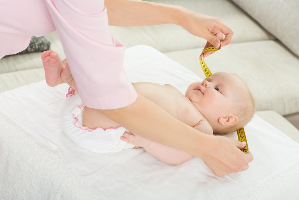 Lingkar Kepala Bayi Normal, Bagaimana Cara Mengukurnya?