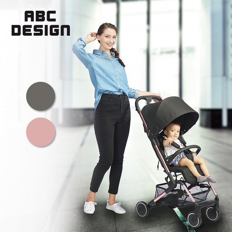 ABC Design Pupair (Diamond/Rose Gold)