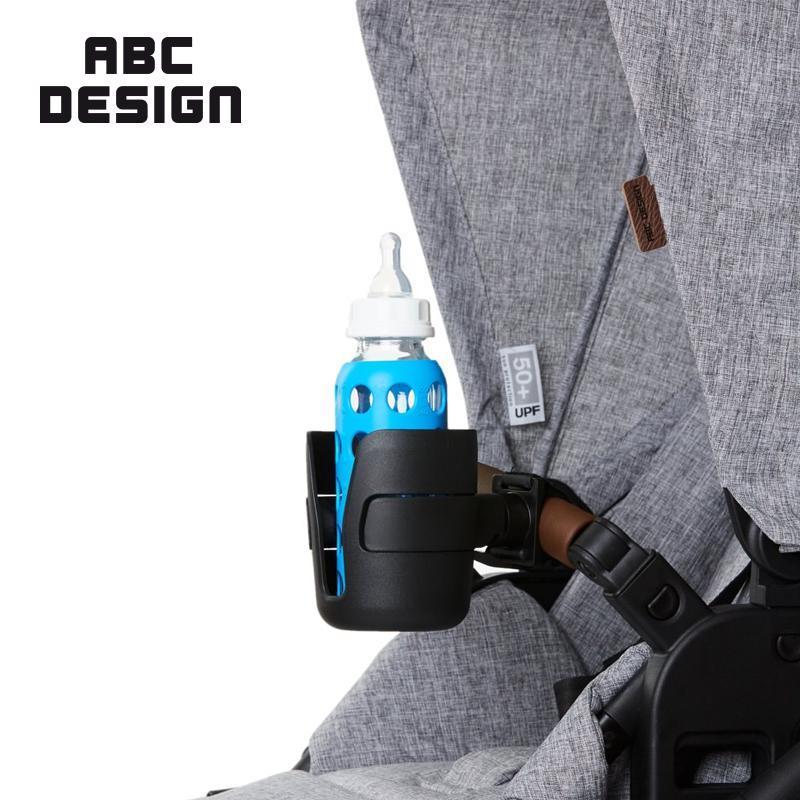 ABC Design Cup Holder - Black