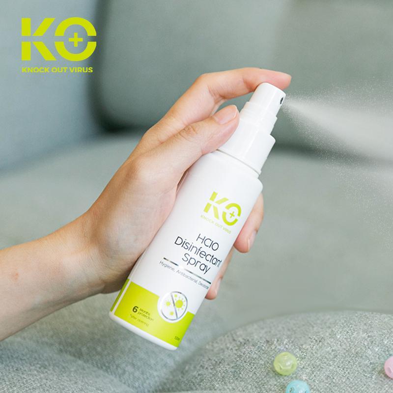 KO+ HClO Disinfectant Spray