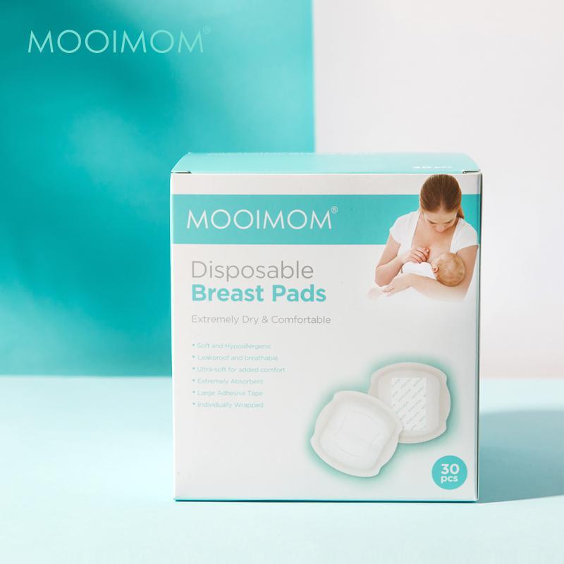 MOOIMOM Disposable Breast Pads (30pcs)