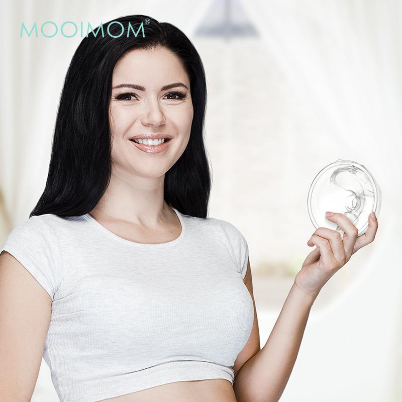 MOOIMOM Handsfree Breastmilk Collection Cup
