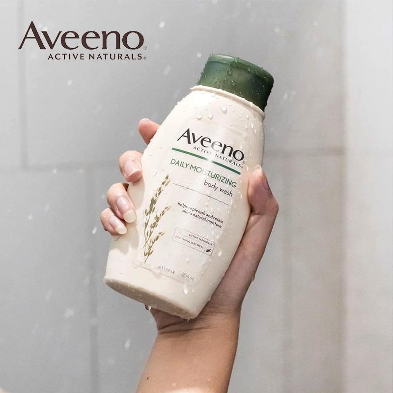 Aveeno Daily Moisturising Wash 354 ml