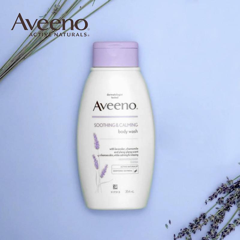 Aveeno Soothing & Calming Wash 354 ml