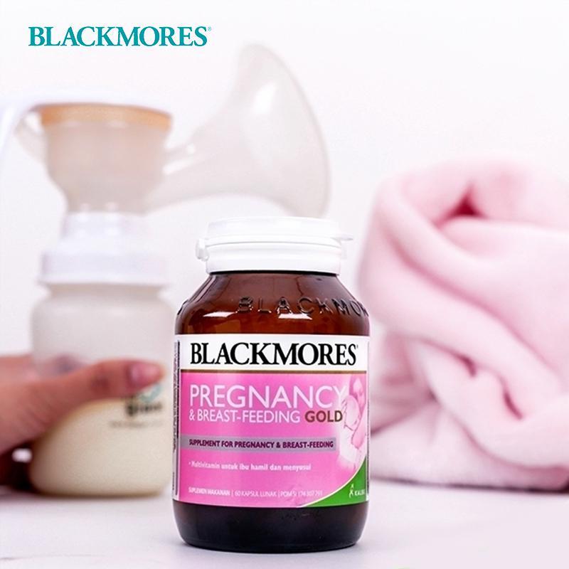 Pregnancy&Breastfeeding Gold (60)