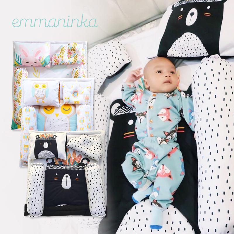 Emmaninka Bedcover Set