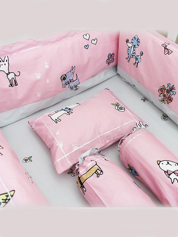 Equi JP cotton bedding set (F)
