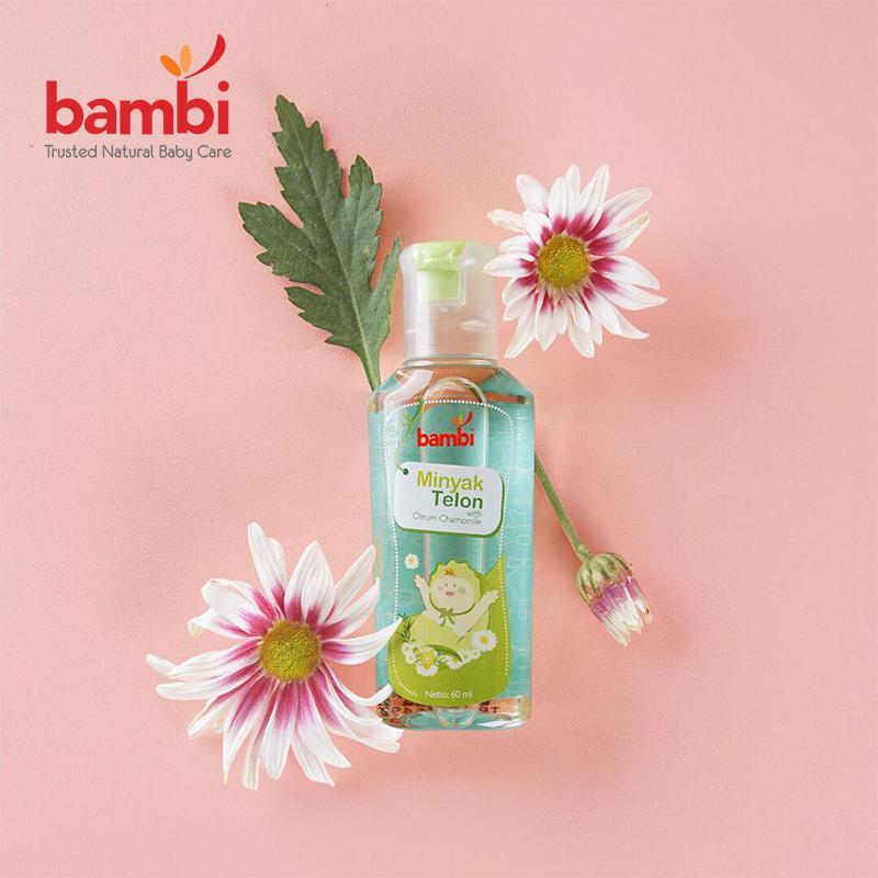 Bambi Telon Oil (Minyak Telon)