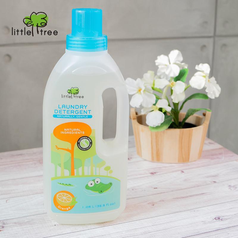 Little Tree Baby Laundry Detergent