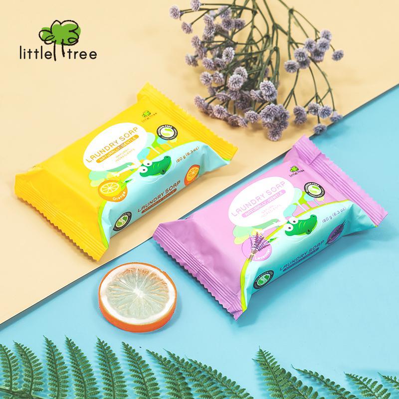 Little Tree Baby Laundry Soap (Orange)