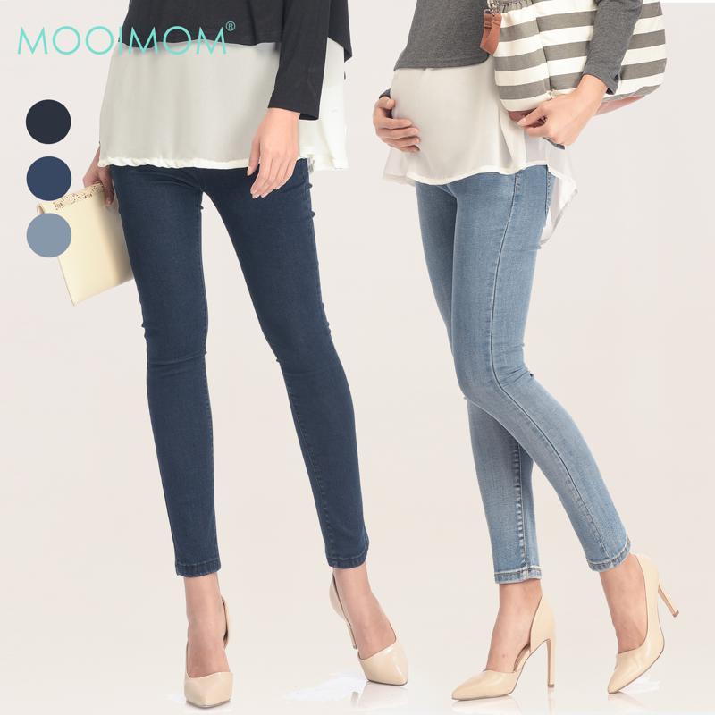 MOOIMOM Skinny Look Maternity Jeans
