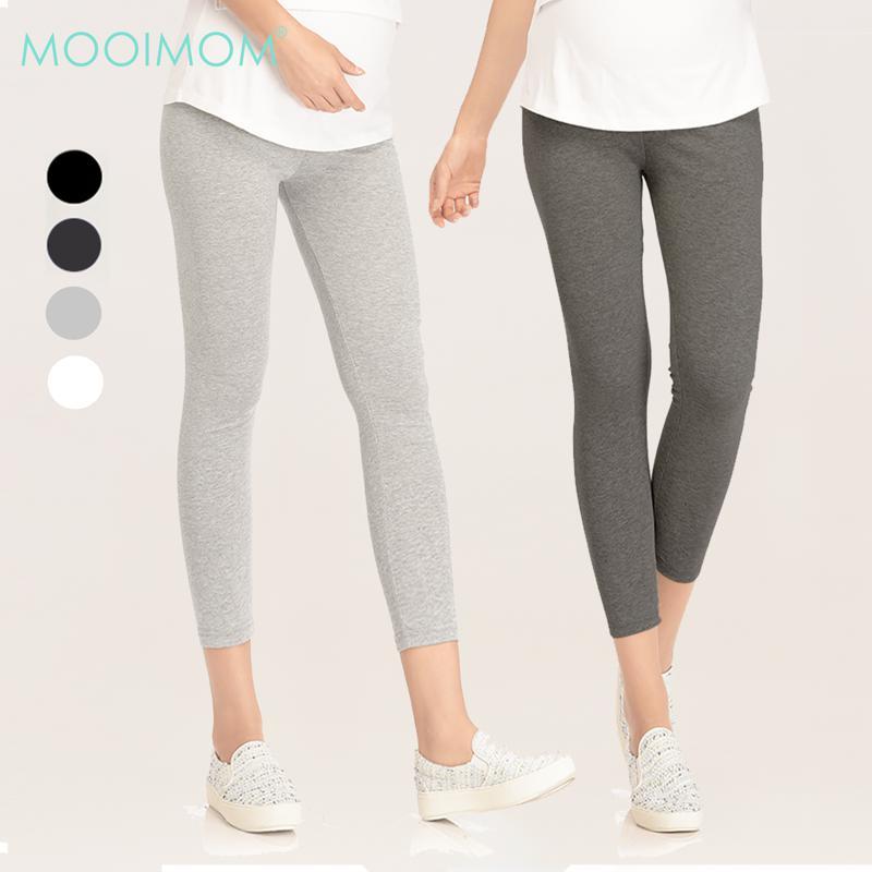 MOOIMOM Maternity Full Length Leggings