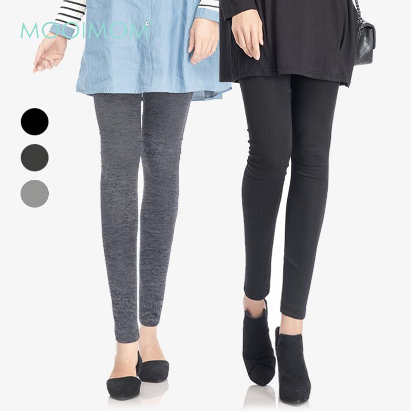 MOOIMOM Maternity Low Waist Leggings