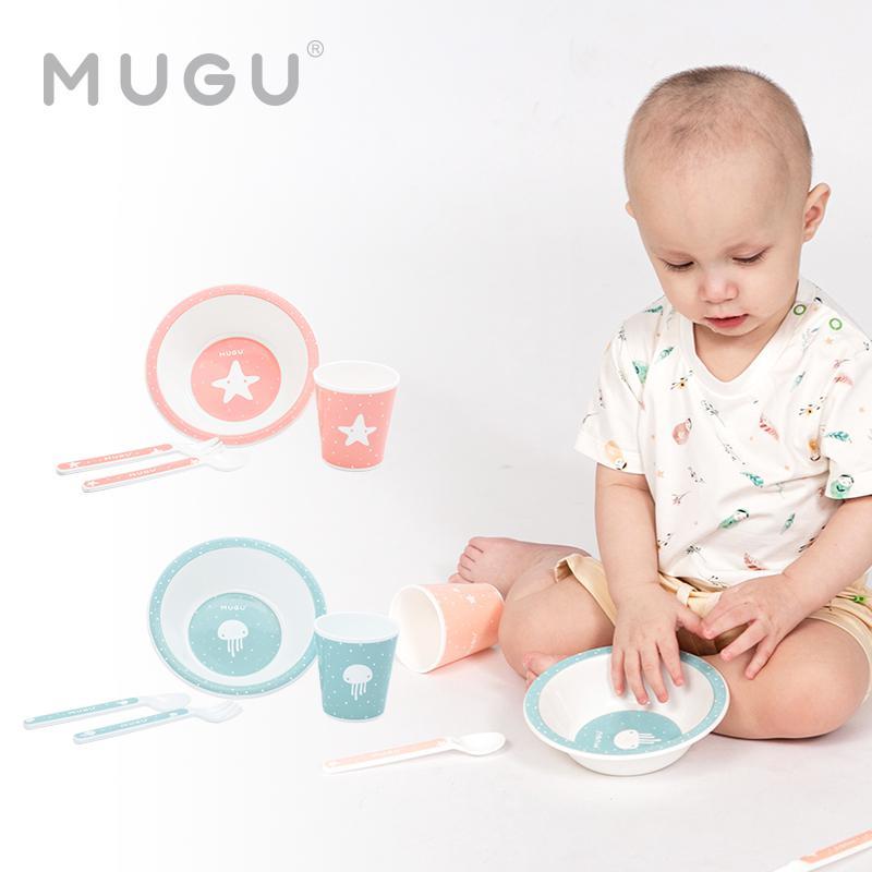 MUGU Dinner Set