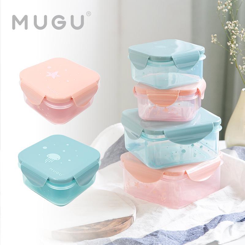 MUGU Lunch Box - 860ml