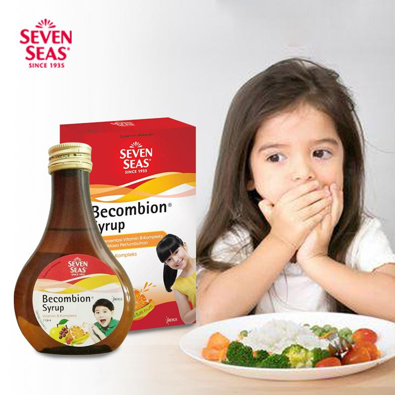 Sevenseas Becombion Syrup 110 ml