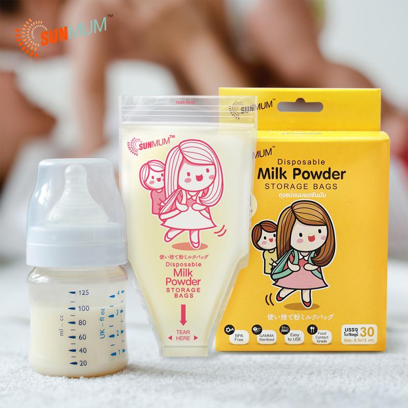 Sunmum Milk Powder Bag 30P