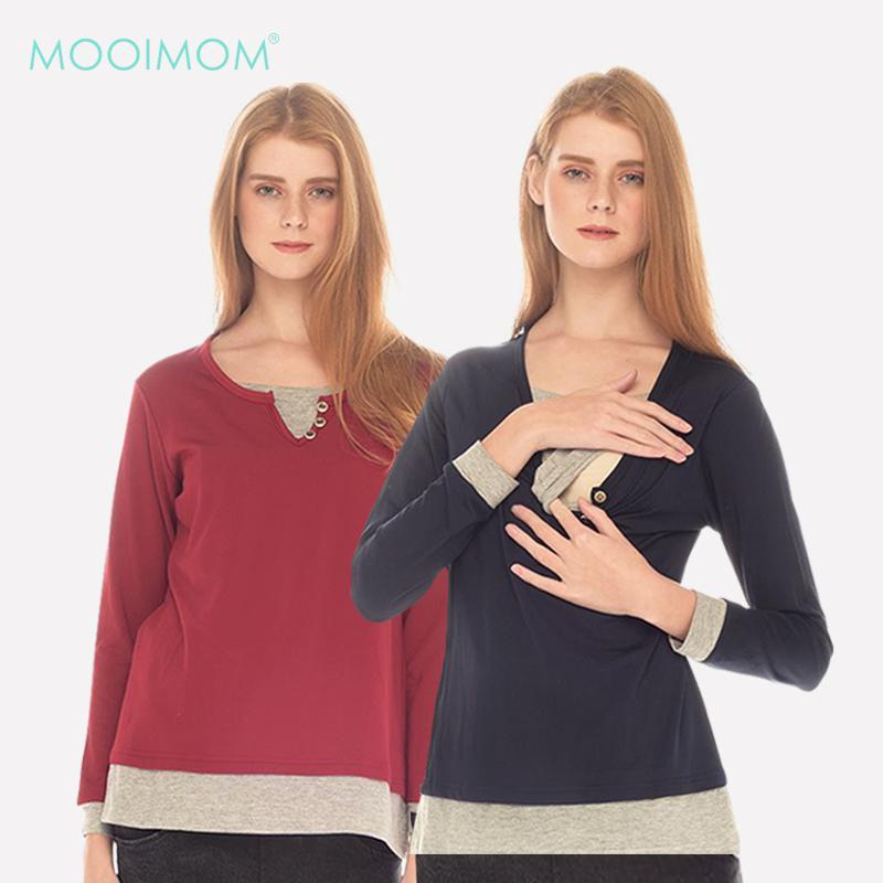 MOOIMOM Nursing Top