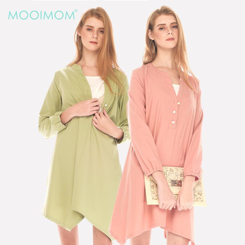 MOOIMOM Nursing Dress
