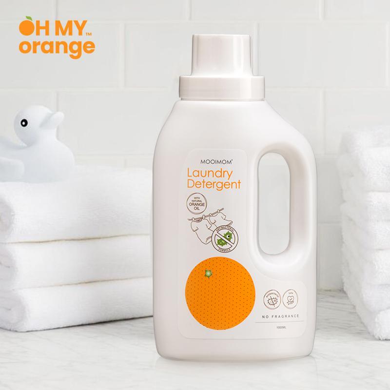 Oh My Orange Antibacterial Laundry Detergent
