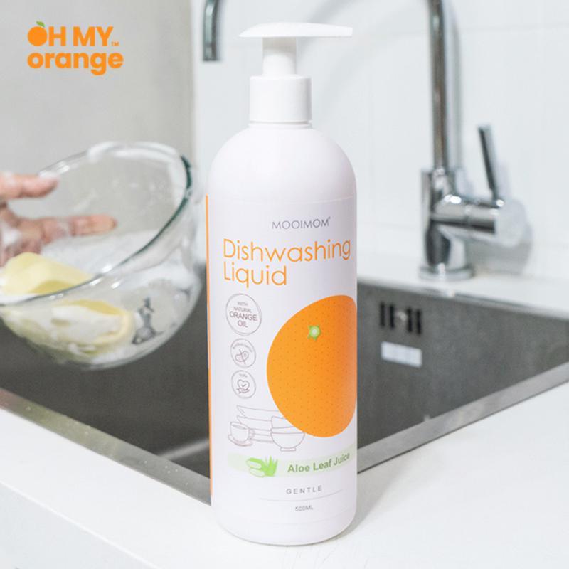 Oh My Orange Antibacterial Dishwashing Liquid