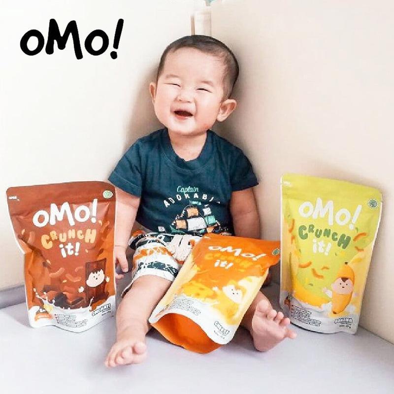 OMO Crunch it