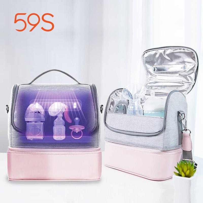59S UVC Led Sterilizing Mommy Bag